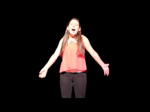 Musical Theater Audition Video