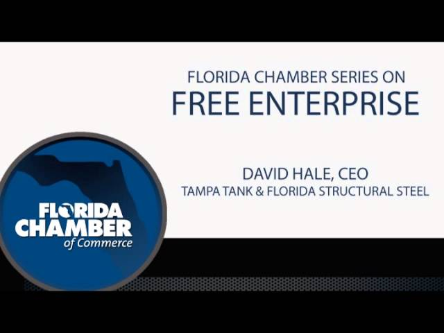 Florida Chamber Series on Free Enterprise: David Hale