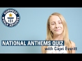 Can You Guess These National Anthems? - Guinness World Records