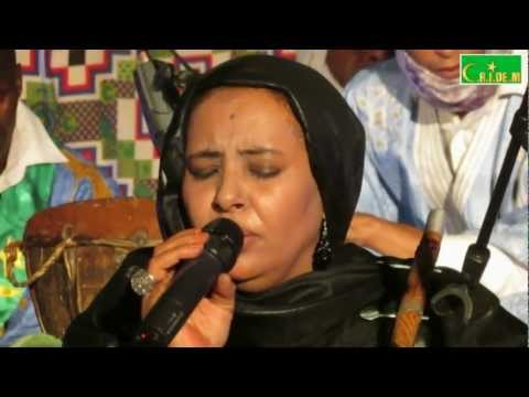 Concert Coumbane Mint Ely Warakane à l'IFM de Nouakchott