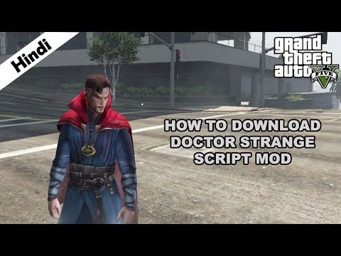 Doctor Strange Mod - How To Download &...