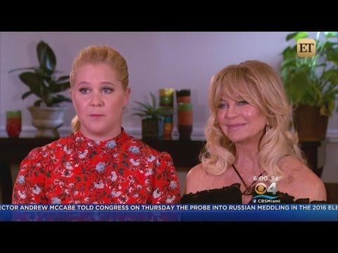 "Friday Flix: Amy Schumer & Goldie Hawn Star In ""Snatched"""