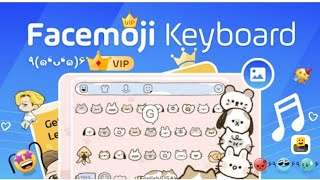 Facemoji Emoji Keyboard v2.8.8 screenshot 4