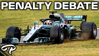 HAMILTON PENALTY?! & TEAM ORDERS MAKING PEOPLE SALTY! - Pitlane Podcast #92