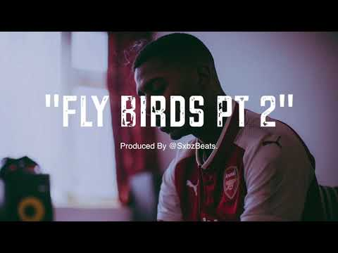 """Nines X Ice City Boyz X Drake Type Beat   """"Fly Birds Pt 2"""" (Prod. @SxbzBeats.)"""