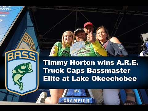 Timmy Horton wins on Lake Okeechobee