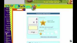 How To Learn Multiplication Facts: Flashcards #2