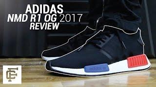 adidas nmd r1 og 2017 review