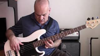 Squire Affinity Precision PJ Bass Review