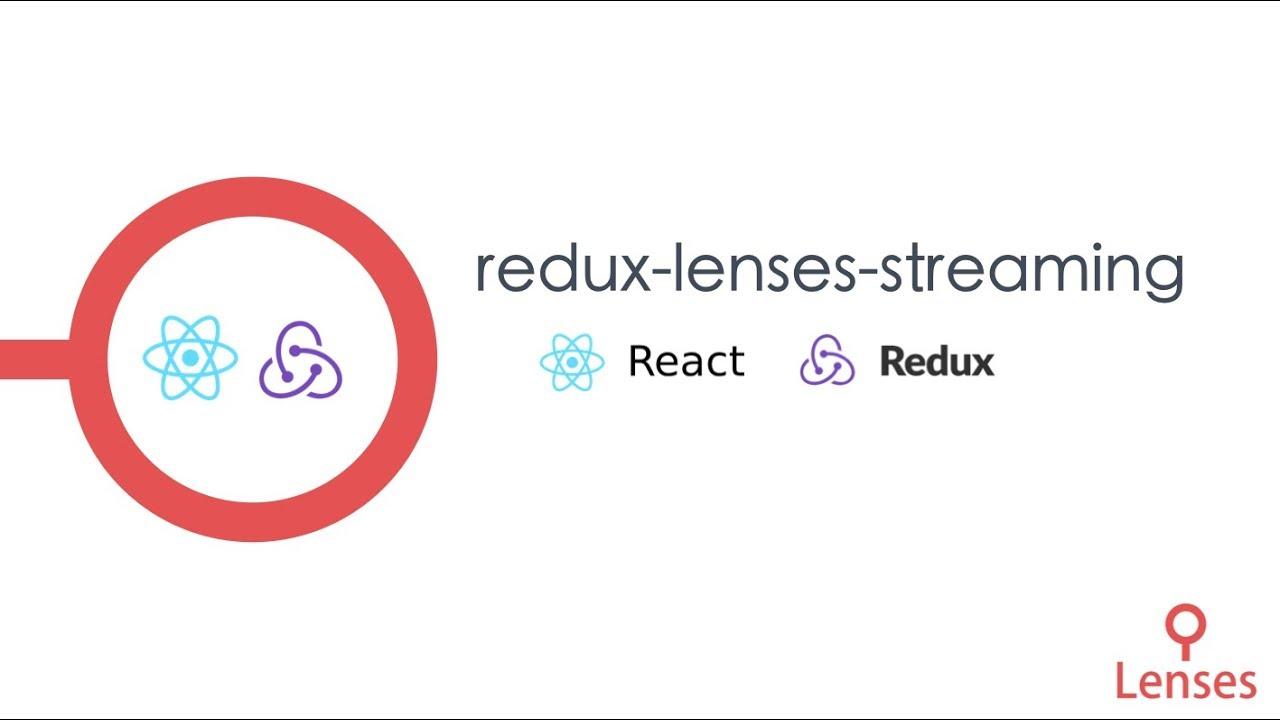 Pub/Sub to Kafka via redux lenses and build JS Apps with Lenses SQL |  Lenses for Apache Kafka®