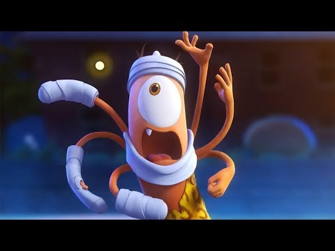 Funny Animated Cartoon | Spookiz | Kebi's Transformation |스푸키즈 | Cartoons For Children | Kids Movies
