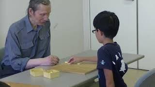 子供の将棋教室 田辺市プレジール