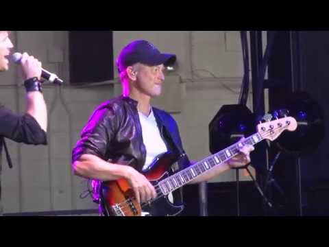 Minot AFB Block Party 2014 with Gary Sinise!