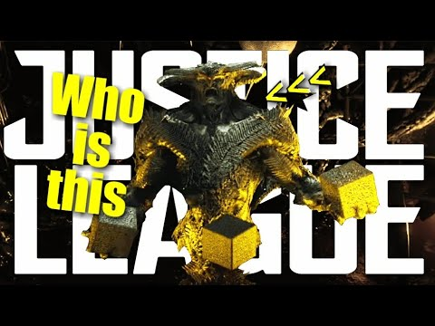Steppenwolf (comics) Justice League Trailer #3 Breakdown !!! Who is This !!!!