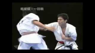2006年7/1~7/2に大阪府立体育館で行われた大会です.