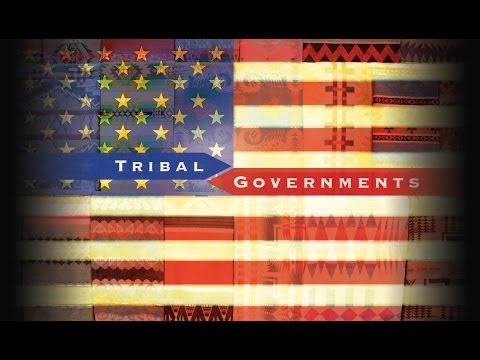 Tribal Governments: Where They Fit