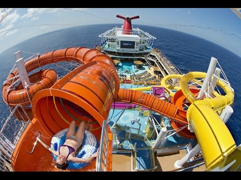 Carnival Vista 2017 Real Life Tour (Official Video) The best cruise