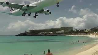 Самый экстремальный пляж мира !