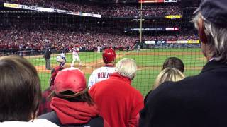 David Freese Walk Off Home Run Game 6