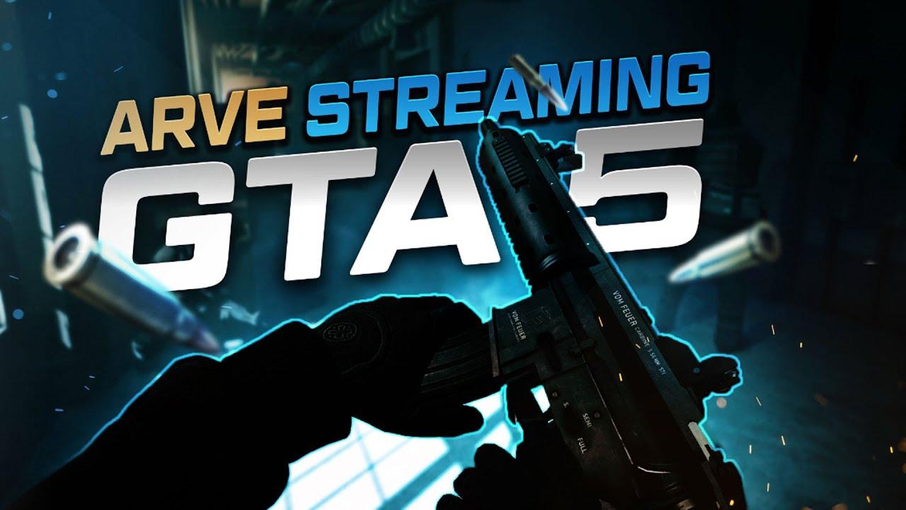 Norsk GTA V Online-stream!😎