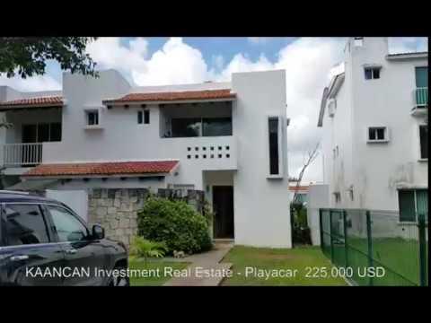 KAANCAN INVESTMENT REAL ESTATE - TC201614KD Playacar - REAL DEL CARMEN 225 000USD