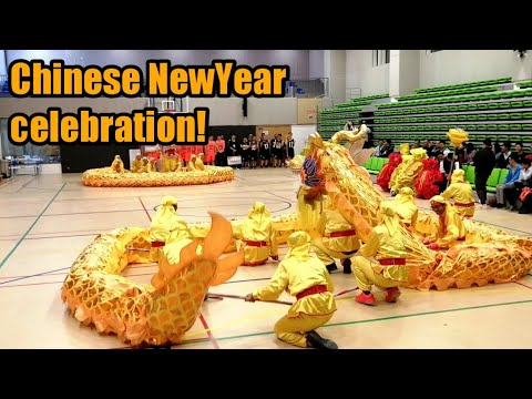 Celebrate Chinese New Year.. Kung Hei Fat Choy - YouTube