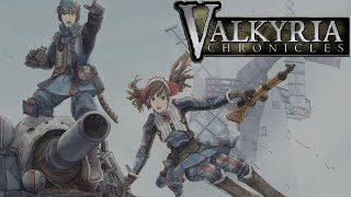 Valkyria Chronicles (PC) Gameplay Showcase