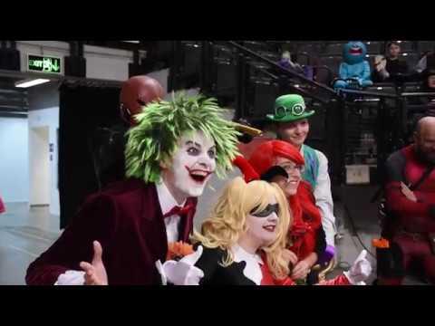 Film & Comic Con Sheffield