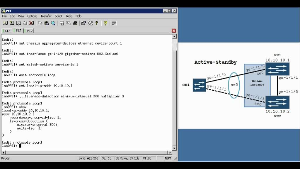 Multichassis Link Aggregation Groups Learning Byte