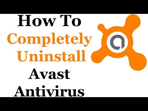 How To Uninstall Avast Antivirus From Windows 7