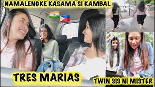 NAMILI KASAMA SI KAMBAL | SHOPPING WITH SISTERS -IN - LAW | FILIPINA INDIAN COUPLE