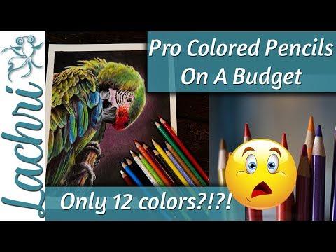 Pro Colored Pencils