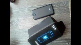 Смартфон Tele2 Midi (1.1) замена сенсора, разборка