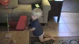Potty training and musical chair