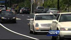 Brookline Boulevard gets new look