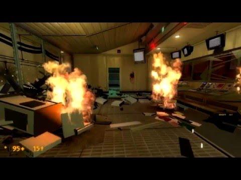 Black Mesa - 2# Попал в ад