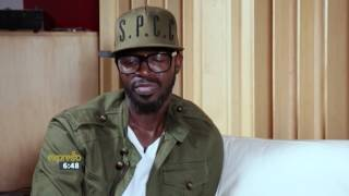 "Black Coffee Interview Part 1 – ""Fame and Media"""
