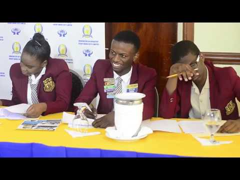 MCCU Inter Secondary Schools Debating Competition Finals -  2019