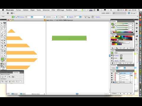 profiter du prix de liquidation découvrir les dernières tendances détaillant en ligne 20101213 GR1 masque d'écrêtage et tracé transparent, exercice avec des  rectangles