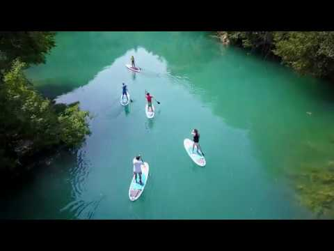 Slovenia SUP Paradise: SUP ADVENTURE IN THE SOČA VALLEY