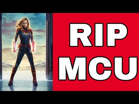 Captain Marvel : The End Of The MCU