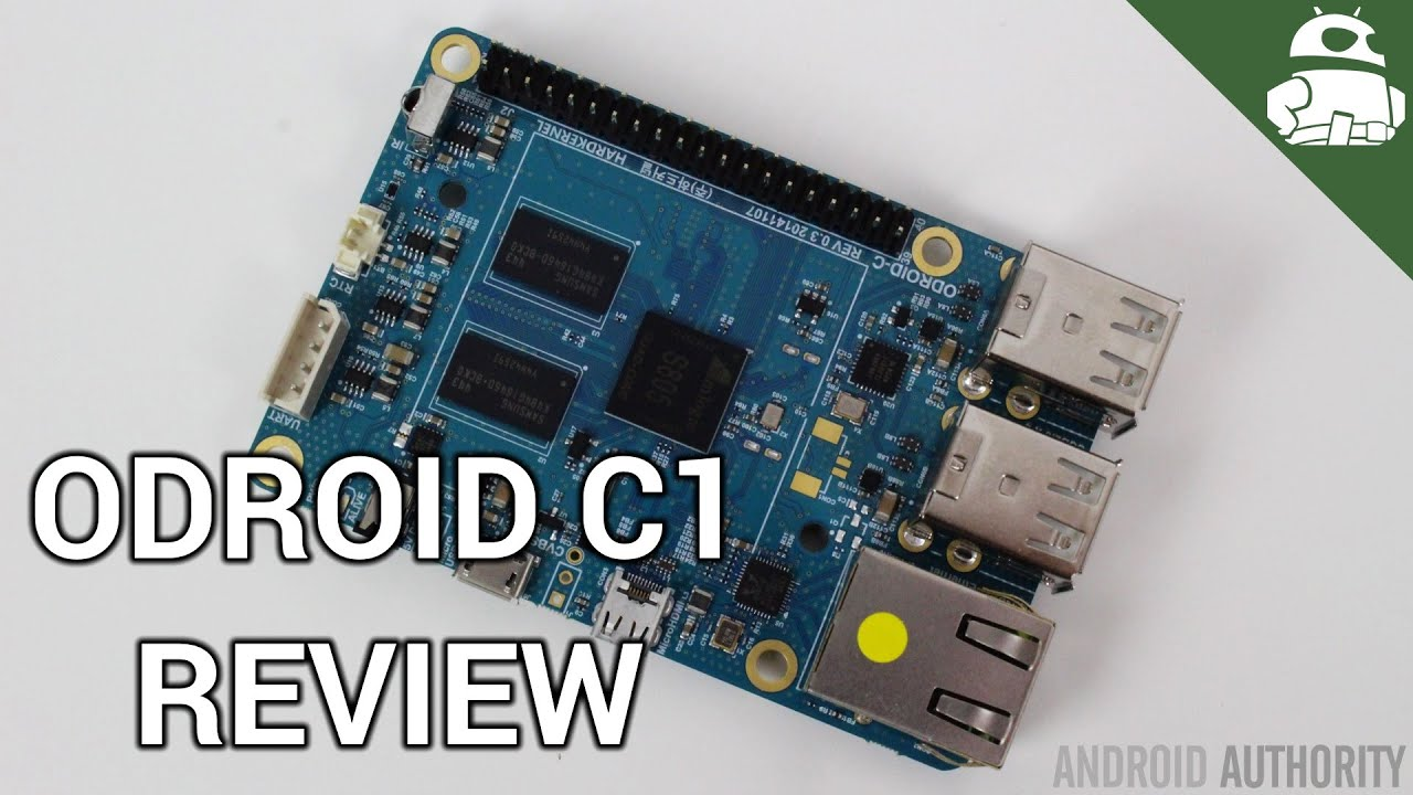 ODROID C1 review - Android Authority