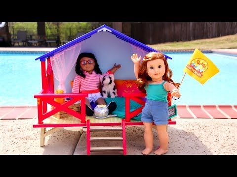 Camp American Girl Hangout Review