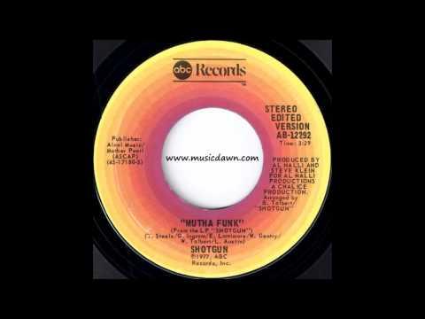 Shotgun - Mutha Funk [ABC] 1977 P-Funk 45