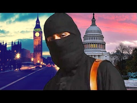 ISIS and Britain + America's Great Game of Terrorism
