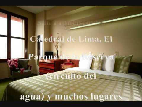 Lima Peru Hotel Hotels in Peru Hotel San Agustín Riviera - Lima Downtown Peru Hotels