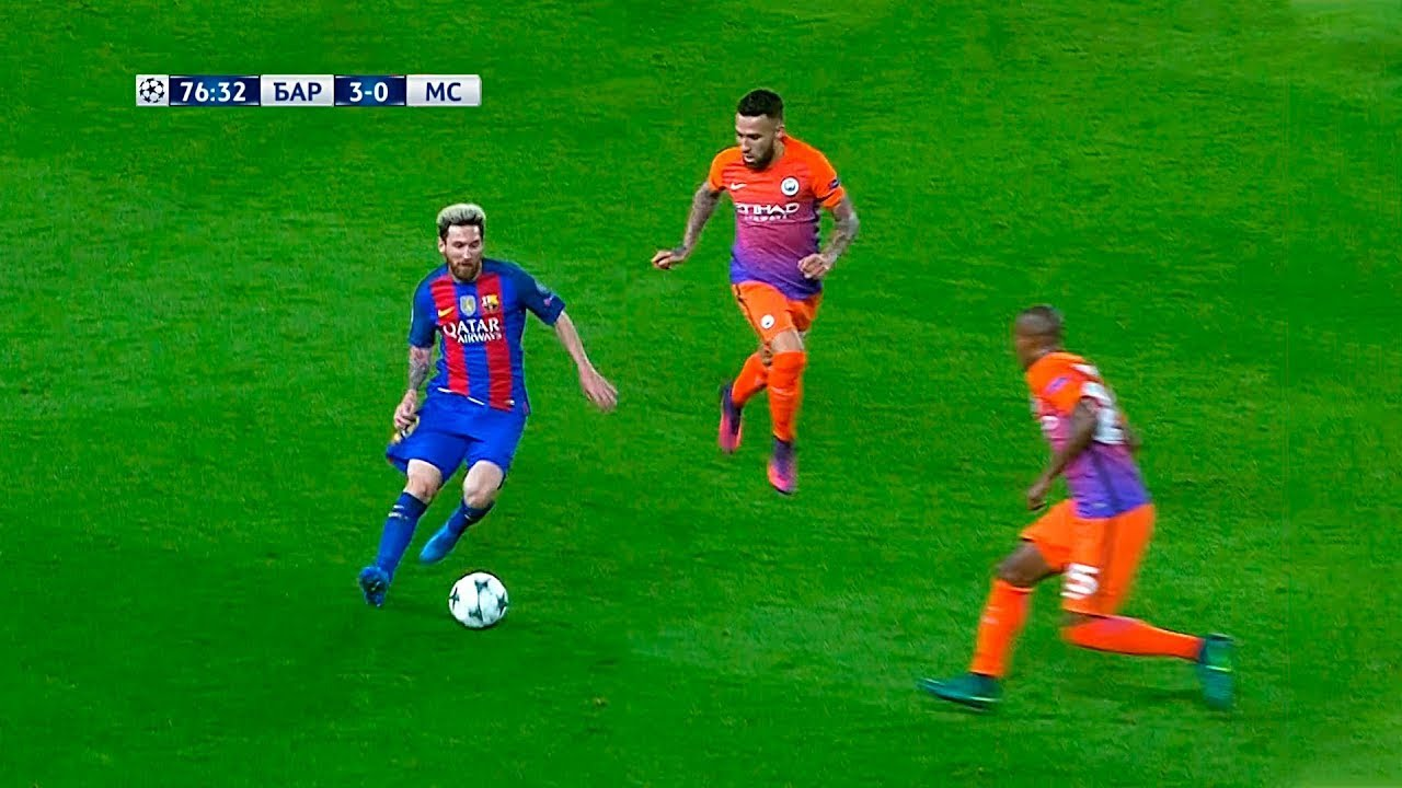 Download Lionel Messi vs Manchester City UCL Home 2016 17 English Commentary HD 1080i