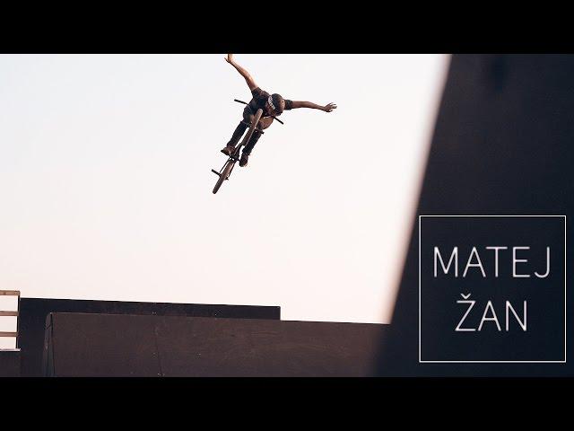 Matej Žan - Osijek 2016 BMX edit