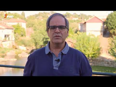 António Marques – Candidato na União das Freguesias de Esperança e Brunhais | Avelino Silva 2017