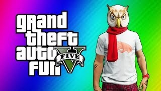GTA 5 Funny Moments - I